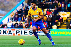 Jacob Mellis of Mansfield Town - Mandatory by-line: Ryan Crockett/JMP - 02/02/2019 - FOOTBALL - One Call Stadium - Mansfield, England - Mansfield Town v Macclesfield Town - Sky Bet League Two