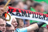 14-05-2017: Voetbal: Feyenoord v Heracles Almelo: Rotterdam<br /> <br /> (L-R) Kampioenssjaal tijdens het Eredivisie duel tussen Feyenoord en Heracles Almelo op 14 mei 2017 in stadion Feyenoord (de Kuip)<br /> <br /> Eredivisie - Seizoen 2016 / 2017<br /> <br /> Foto: Gertjan Kooij