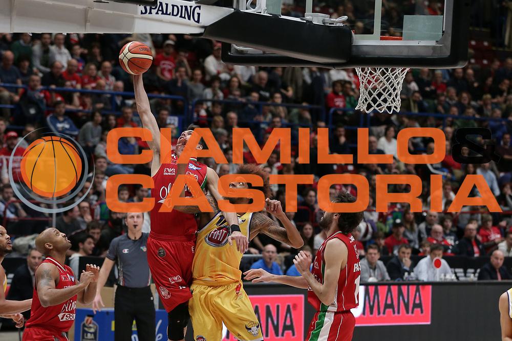 Raduljica Miroslav<br /> EA7 Olimpia Milano vs Auxilium Fiat Torino<br /> Lega Basket Serie A 2016/2017<br /> Milano 05/03/2017<br /> Foto Ciamillo-Castoria/A. Gilardi
