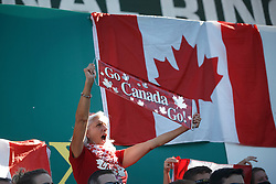 Supporters from Canada <br /> BMO Nations Cup<br /> Spruce Meadows Masters - Calgary 2015<br /> © Hippo Foto - Dirk Caremans<br /> 13/09/15