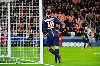 Zlatan IBRAHIMOVIC - 30.01.2015 - PSG / Rennes - 23eme journee de Ligue 1<br /> Photo : Winterpress / Icon Sport