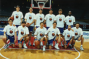 Europei Barcellona 1997<br /> fucka, marconato, frosini, carera, galanda, gay, bonora, pittis, abbio, coldebella, myers, moretti