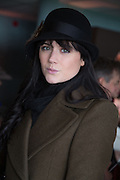 LILAH PARSONS, Hennessy Gold Cup, The Racecourse Newbury. 30 November 2013.
