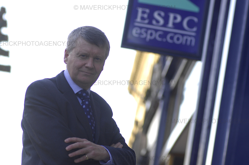 Ron Smith Chief Executive of the ESPC property group.
