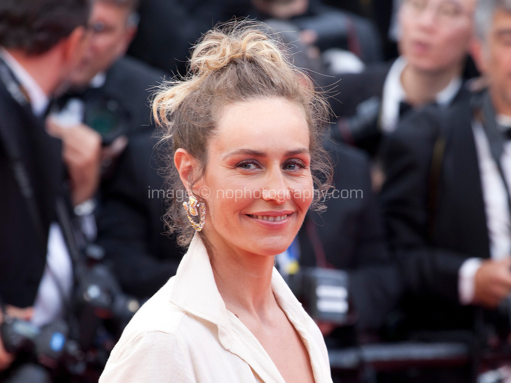 Actress Cecile de France at the Opening Ceremony and Everybody Knows (Todos Lo Saben) gala screening at the 71st Cannes Film Festival Tuesday 8th May 2018, Cannes, France. Photo credit: Doreen Kennedy