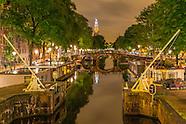 140605 Amsterdam by Night