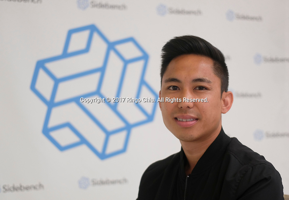 Kevin Yamazaki, founder and CEO of Sidebench, a leading digital product and venture studio.(Photo by Ringo Chiu)<br /> <br /> Usage Notes: This content is intended for editorial use only. For other uses, additional clearances may be required.