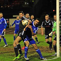 Ayr United v Peterhead   Scottish League One   3 March 2015