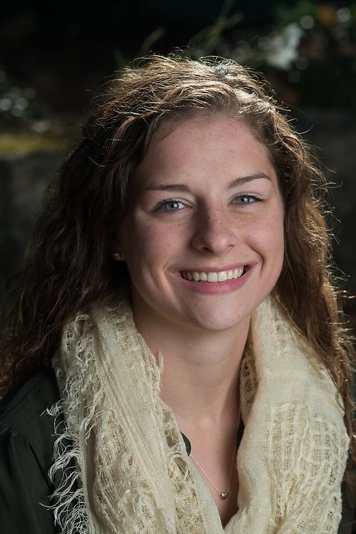 Kate Pellegrini, Voices of OHIO, Students, undergraduate
