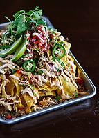 The Rumple Mountain Nachos.