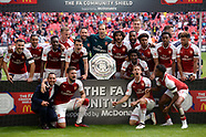 London: Arsenal v Chelsea - Community Shield - 6 Aug 2017
