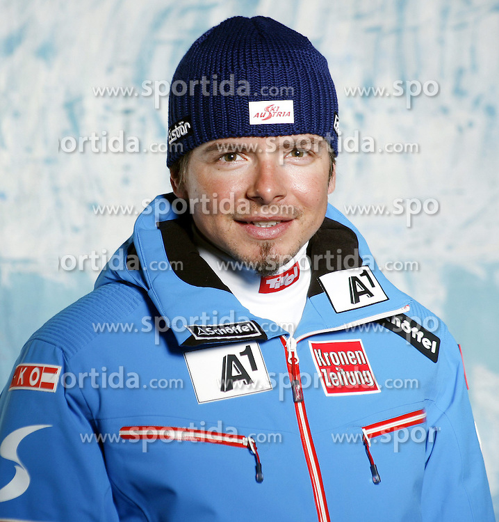 20.10.2012, Messehalle, Innsbruck, AUT, OeSV, Ski Alpin, Fototermin, im Bild Martin Marinac (OeSV Trainer Ski Alpin) // during the official Portrait and Teamshooting of the Austrian Ski Federation (OeSV) at the Messehalle, Innsbruck, Austria on 2012/10/20. EXPA Pictures © 2012, PhotoCredit: EXPA/ OeSV/ Erich Spiess