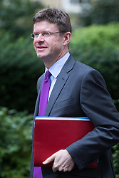 Downing Street, London, August 2nd 2016. Secretary of State for Business, Energy and Industrial Strategy Greg Clark arrives at Downing Street for the Economic and Industrial Strategy Committee meeting. The committee is comprised of eleven cabinet ministers and has been set up by Prime Minister Theresa May to ensure that Britain is in the best position to successfully leave the European Union.