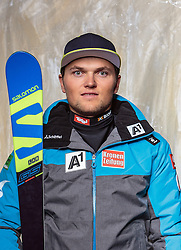 08.10.2016, Olympia Eisstadion, Innsbruck, AUT, OeSV Einkleidung Winterkollektion, Portraits 2016, im Bild Sebastian Arzt, Ski Alpin, Herren // during the Outfitting of the Ski Austria Winter Collection and official Portrait Photoshooting at the Olympia Eisstadion in Innsbruck, Austria on 2016/10/08. EXPA Pictures © 2016, PhotoCredit: EXPA/ JFK