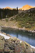 Wheeler Peak Wilderness of northern New Mexico.