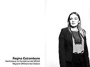 Regina Catrambone, filantropa e co-fondatrice del MOAS, Migrant Offshore Aid Station.