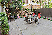 Patio at 325 East 90th Street