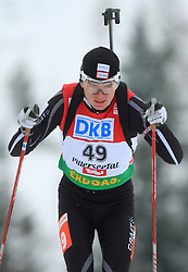 Herbert Cool (NED) at Men 20 km Individual at E.ON Ruhrgas IBU World Cup Biathlon in Hochfilzen (replacement Pokljuka), on December 18, 2008, in Hochfilzen, Austria. (Photo by Vid Ponikvar / Sportida)