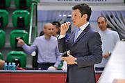 DESCRIZIONE : Campionato 2014/15 Dinamo Banco di Sardegna Sassari - Dolomiti Energia Aquila Trento Playoff Quarti di Finale Gara4<br /> GIOCATORE : Guido Federico Di Francesco<br /> CATEGORIA : Arbitro Referee Before Pregame<br /> SQUADRA : AIAP<br /> EVENTO : LegaBasket Serie A Beko 2014/2015 Playoff Quarti di Finale Gara4<br /> GARA : Dinamo Banco di Sardegna Sassari - Dolomiti Energia Aquila Trento Gara4<br /> DATA : 24/05/2015<br /> SPORT : Pallacanestro <br /> AUTORE : Agenzia Ciamillo-Castoria/C.AtzoriAUTORE : Agenzia Ciamillo-Castoria/C.Atzori