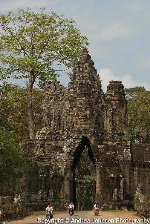 Bayon temple, Angkor Thom, Siem Reap, Cambodia