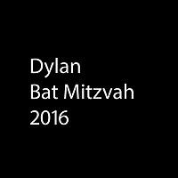 Dylan Bat Mitzvah 2016
