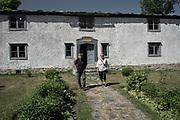 Hembygdsmuseum i Vamlingbo på södra Gotland