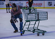 KELOWNA, CANADA - OCTOBER 22:  Save On Foods Promotion at the Kelowna Rockets game on October 22, 2017 at Prospera Place in Kelowna, British Columbia, Canada.  (Photo By Cindy Rogers/Nyasa Photography,  *** Local Caption ***