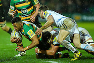 Northampton Saints v Exeter Chiefs 010116