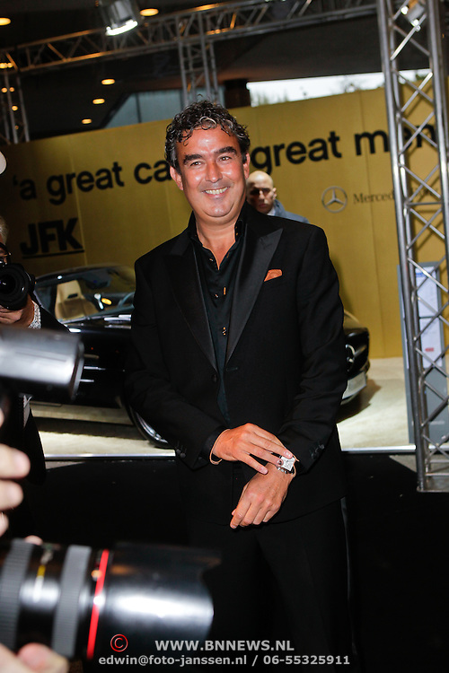 NLD/Amsterdam/20111029- JFK Greatest Man Award 2011, journalist Martijn Koolhoven