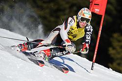 02.02.2011, Nici Hang, Lachtal, AUT, FIS Junioren Riesentorlauf, Men, im Bild // Manuel Karelly (AUT) // during the men giant slalom race at the FIS Junior races in Lachtal, EXPA Pictures © 2011, PhotoCredit: EXPA/ S. Zangrando