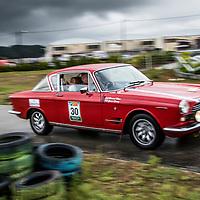 Car 30 Michael Moss / James Ewing