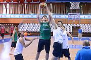 Chamutov 17 Agosto 2012 - qualificazioni Eurobasket 2013 - Allenamento<br /> Nella Foto : DANIELE MAGRO<br /> Foto Ciamillo/Castoria