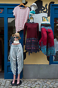 Exterior of a womens' clothes shop in the Slovenian capital, Ljubljana, on 28th June 2018, in Ljubljana, Slovenia.