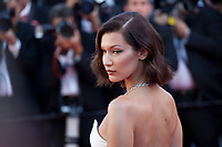 Bella Hadid at the opening ceremony and Ismael's Ghosts (Les Fantômes D'ismaël) gala screening,  at the 70th Cannes Film Festival Wednesday May 17th 2017, Cannes, France. Photo credit: Doreen Kennedy
