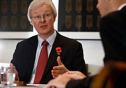 UK ENGLAND LONDON 8NOV11 - David Shairp, global strategist at JP Morgan Asset Management talks during an interview at the bank's London headquarters...jre/Photo by Jiri Rezac..© Jiri Rezac 2011