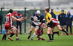 - Mandatory by-line: Paul Knight/JMP - 11/02/2017 - RUGBY - SGS Wise Campus - Bristol, England - Bristol Academy v Gloucester Academy - Premiership Rugby Academy U18 League