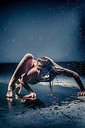 Dancer Katie Baring-Gould.
