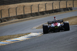 September 14, 2018 - Sonoma, California, United Stated - MATHEUS LEIST (4) of Brazil takes to the track to practice for the Indycar Grand Prix of Sonoma at Sonoma Raceway in Sonoma, California. (Credit Image: © Justin R. Noe Asp Inc/ASP via ZUMA Wire)