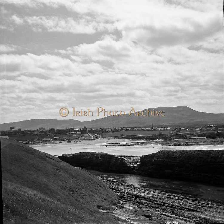 Views - Bundoran, Co. Donegal.06/06/1957