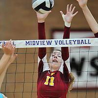 10.20.2011 Avon Lake vs Westlake Varsity Volleyball