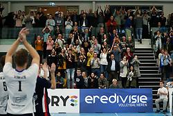 20181103 NED: Eredivisie, Sliedrecht Sport - Abiant Lycurgus: Sliedrecht<br />Volle tribunes in Sporthal De Basis, Sliedrecht<br />©2018-FotoHoogendoorn.nl / Pim Waslander