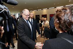 Foto LaPresse/Filippo Rubin<br /> 17/11/2019 Bologna (Italia)<br /> Cronaca Politica<br /> Assemblea Pd a Bologna - Eataly Fico Bologna<br /> Nella foto: ministro Roberto Gualtieri<br /> <br /> Photo LaPresse/Filippo Rubin<br /> November 17th, 2019 Bologna (Italy)<br /> Politics<br /> PD meeting- Fico Eataly World Bologna <br /> In the pic: minister of echonomics Roberto Gualtieri