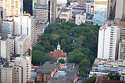 Juiz de Fora_MG, Brasil...Vista panoramica de uma praca em Juiz de Fora...The panoramic view of the square in Juiz de Fora...Foto: LEO DRUMOND / NITRO.