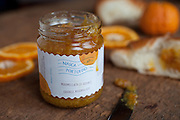 Marmellata di Arance from Portofino in Italy. There are special orange trees on the edge of cliffs there, not many, so this is a very special and rare batch of marmalade.