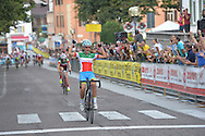 Ciclismo giovanile, 10A Coppa di Sera, Esordienti Donne, Borgo Valsugana 10 settembre 2016 <br /> Gasparrini Eleonore Camilla<br /> &copy; foto Daniele Mosna