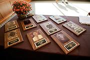 Rowan University Homecoming Sports Hall of Fame Class of 2011 Induction on Sunday October 23, 2011. (Photo / Mat Boyle)