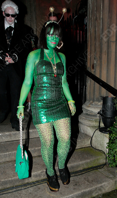 31.OCTOBER.2013. LONDON<br /> <br /> (CODE - JG)<br /> CELEBRITIES ATTEND THE UNICEF HALLOWEEN BALL AT ONE MAYFAIR, LONDON<br /> <br /> BYLINE: EDBIMAGEARCHIVE.CO.UK<br /> <br /> *THIS IMAGE IS STRICTLY FOR UK NEWSPAPERS AND MAGAZINES ONLY*<br /> *FOR WORLD WIDE SALES AND WEB USE PLEASE CONTACT EDBIMAGEARCHIVE - 0208 954 5968*