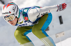 AMMANN Simon, RG Churfirsten, SUI  competes during Flying Hill Individual Trial Round at 3rd day of FIS Ski Flying World Championships Planica 2010, on March 20, 2010, Planica, Slovenia.  (Photo by Vid Ponikvar / Sportida)
