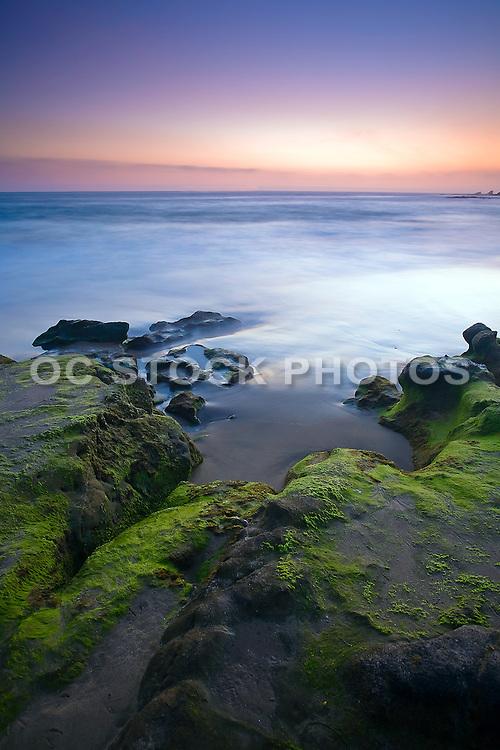 The Coast of Laguna Beach California