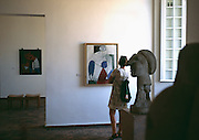 France, Antibes, Provence, Museum.